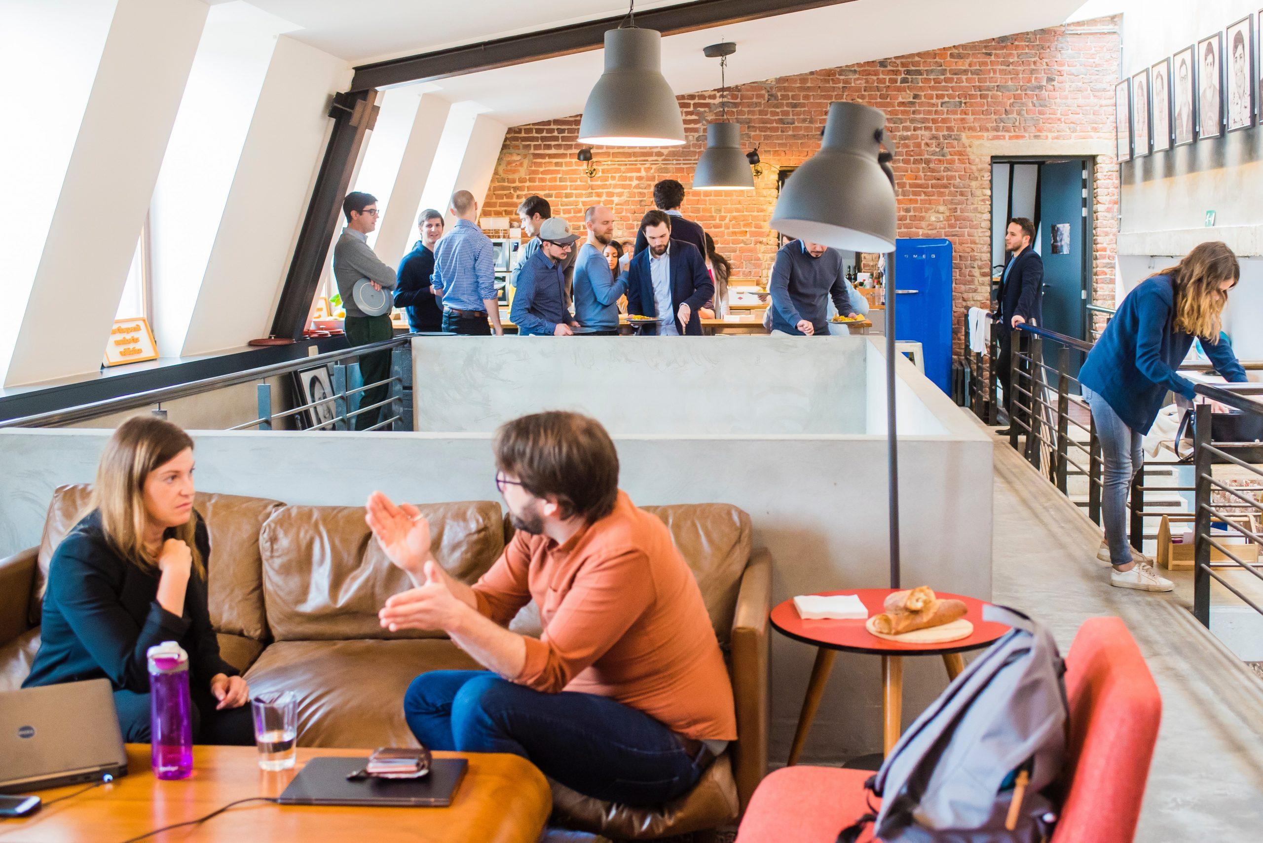 How we help startups
